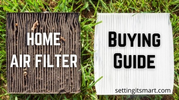 air filter buying guide